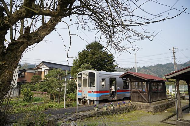 若桜鉄道 阿部駅