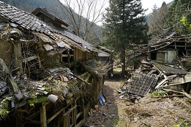 板井原集落