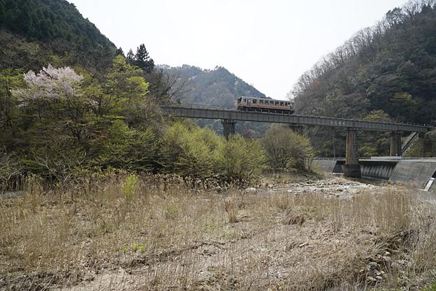 因美線 松𡵅橋梁