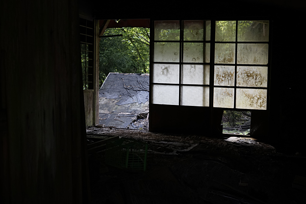名田庄村永谷