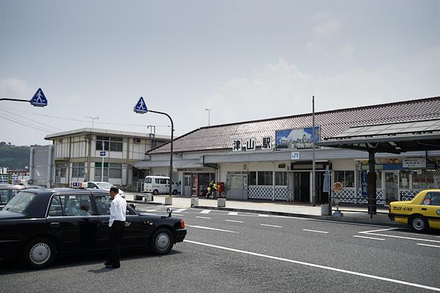 日本國有鐵道 津山驛