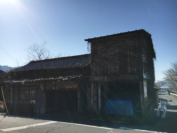 JR 播但線 鶴居駅