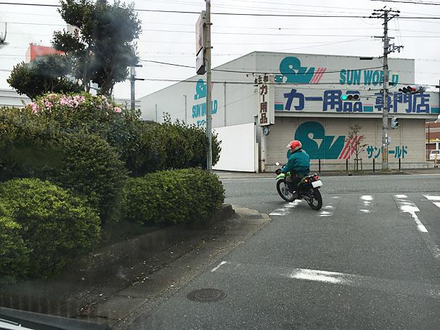 カワサキ スーパーシェルパ