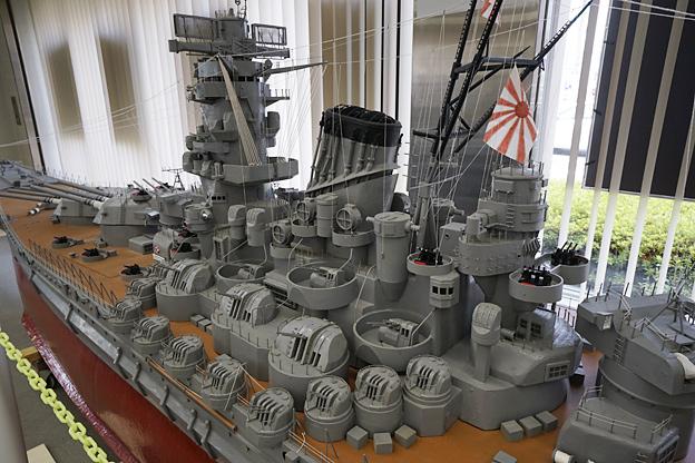 戦艦 大和 class=